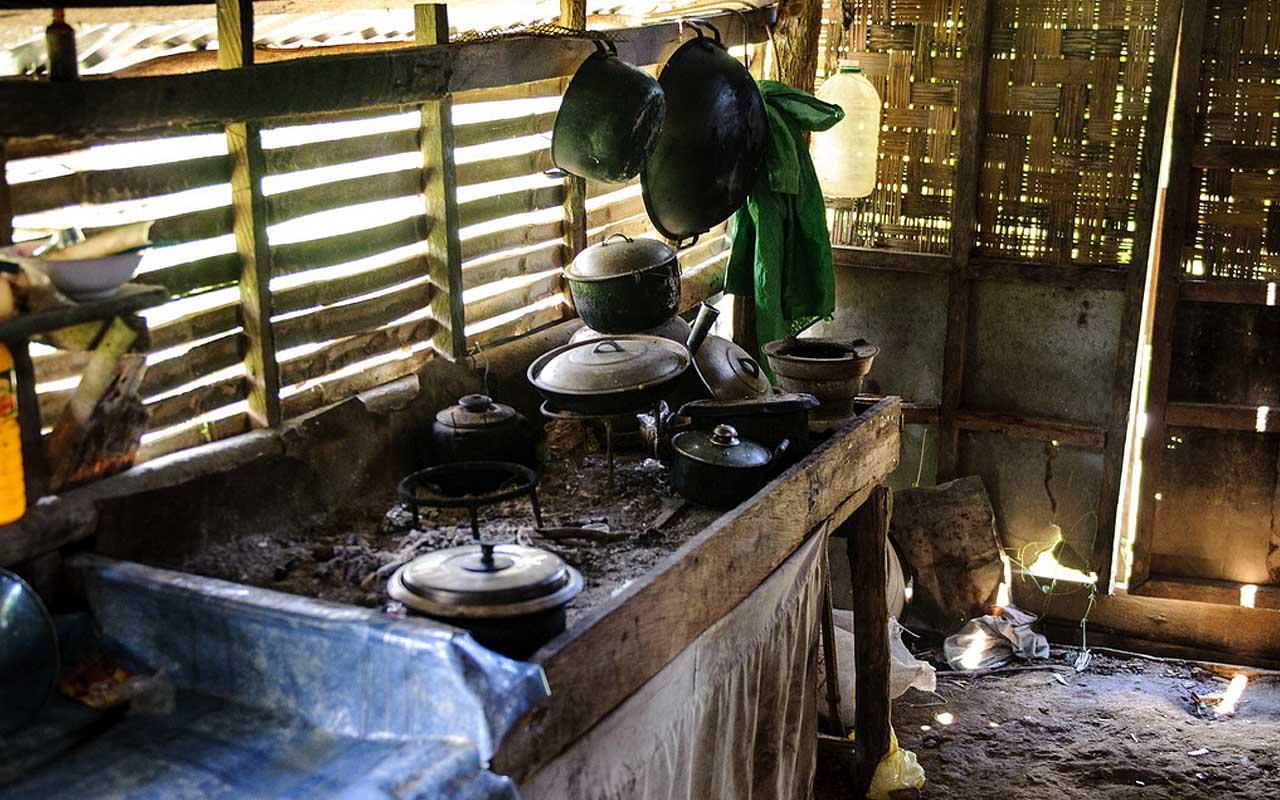 kitchen, family, life, people, money, captivating