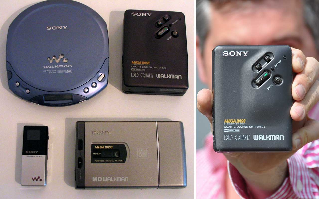 Walkman, Sony, history, memory, facts, life, people, nostalgia, popular