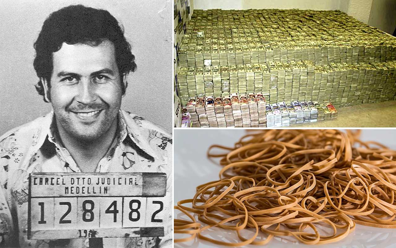 Pablo Escobar, life, people, facts, random, weird, money