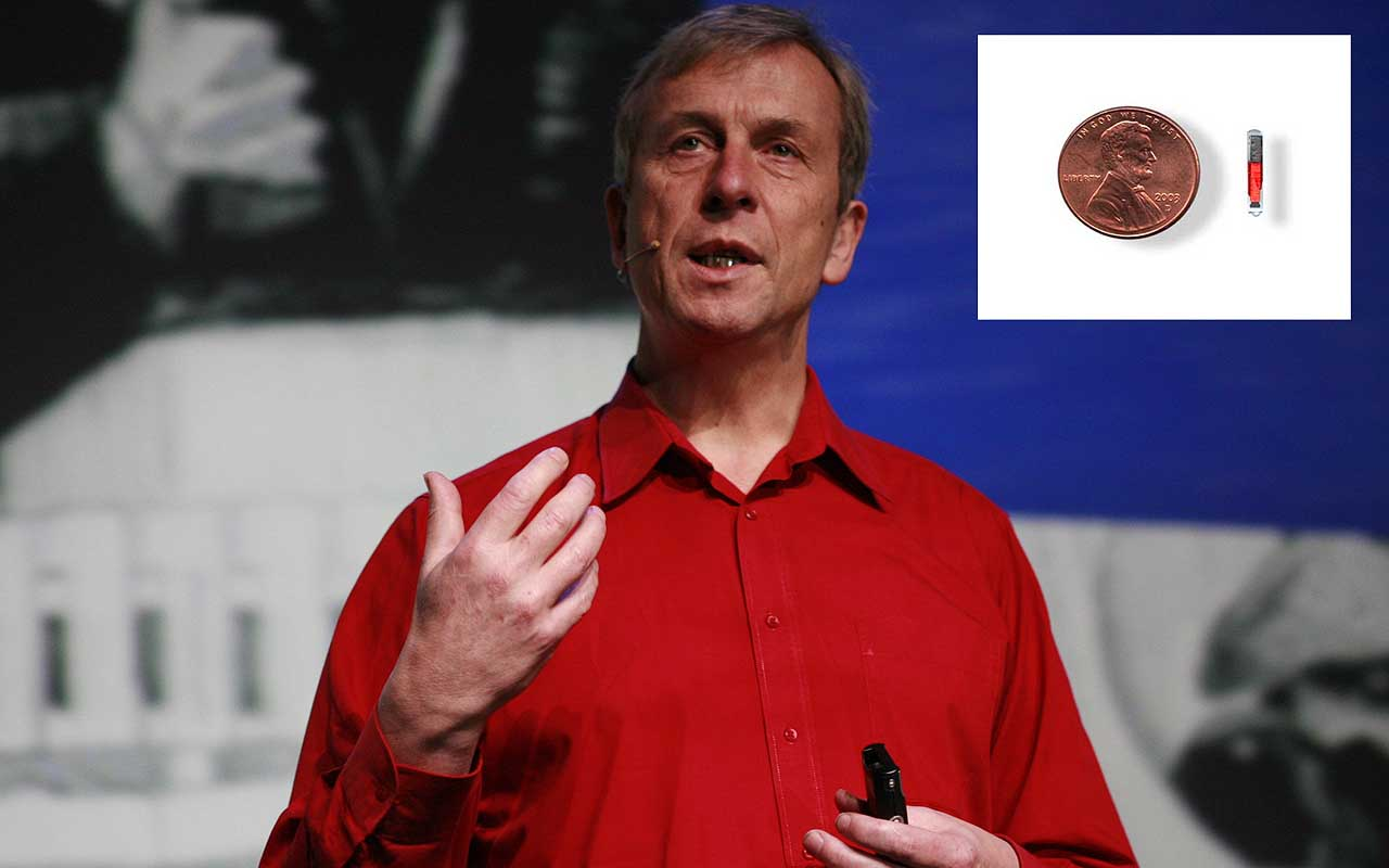 Kevin Warwick, silicon chip transponder, facts, science, scientists, life
