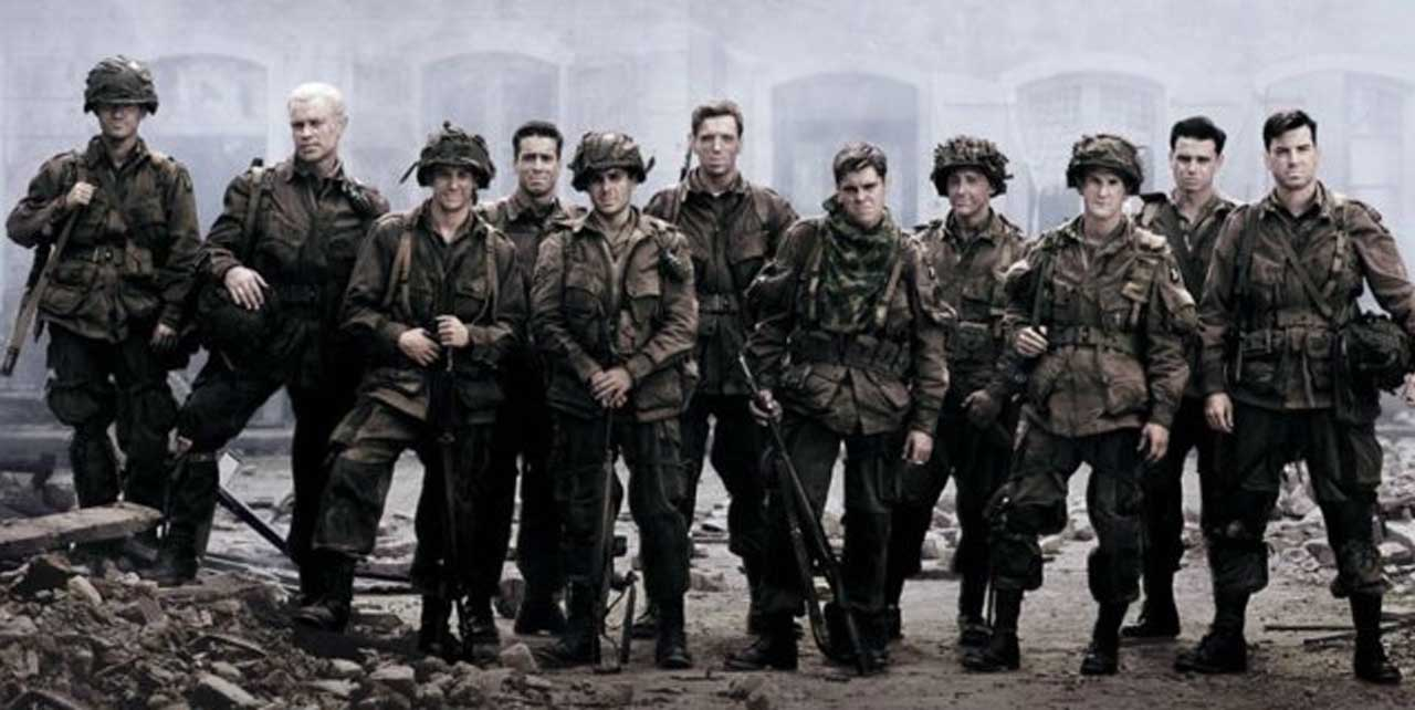 Band of Brothers, TV, shows, life, facts
