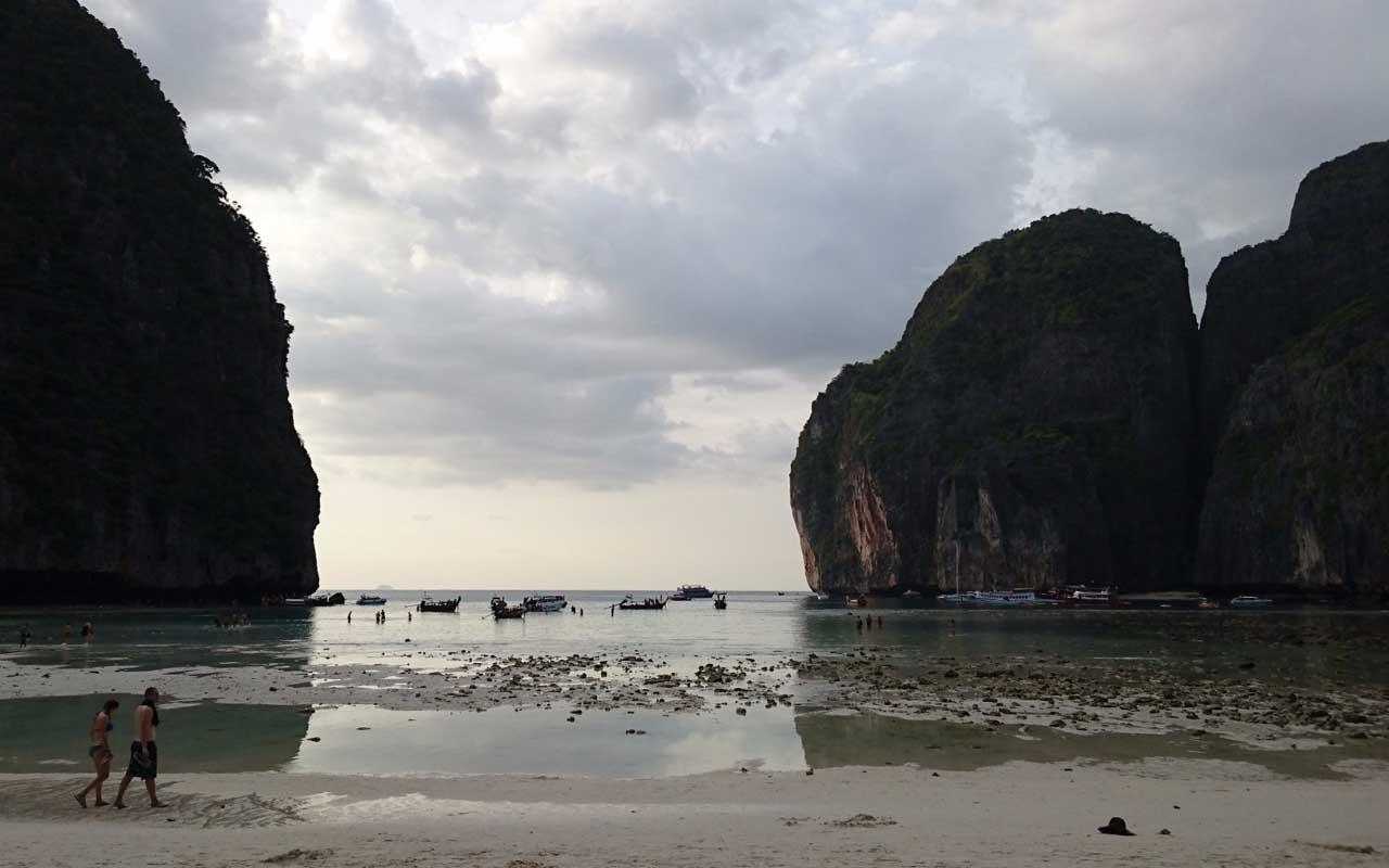Maya Bay, Phi Phi Islands, Thailand, facts