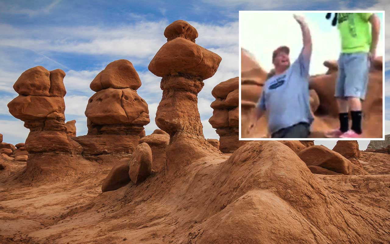 Goblins of Utah, monument, facts, Earth, tourist