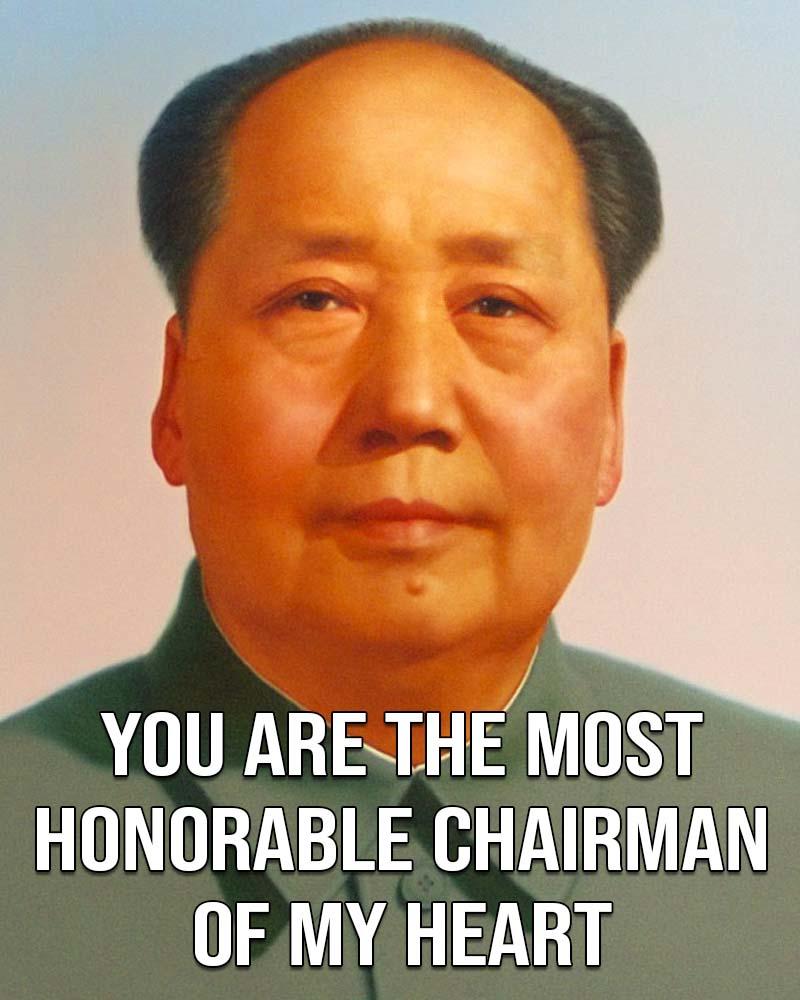 Chairman, Mao, life, history, facts, funny