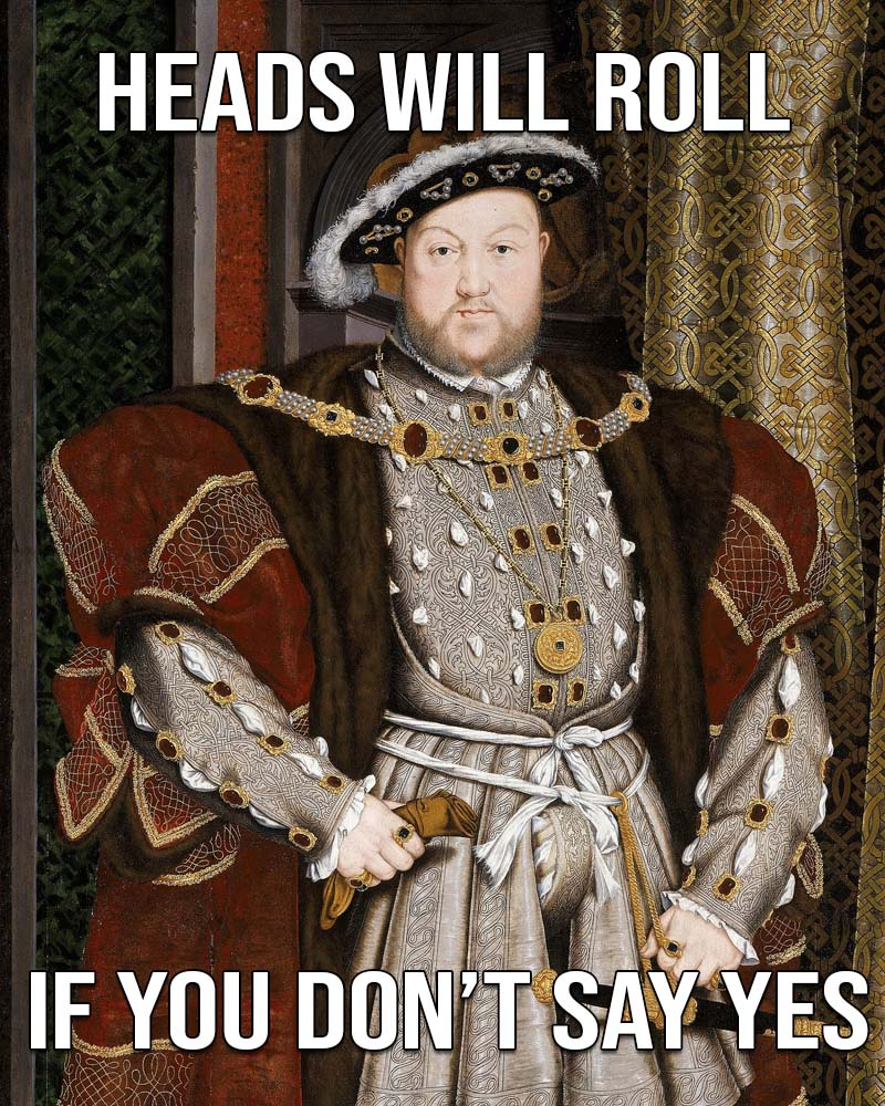 Henry, King, life, Valentines, facts