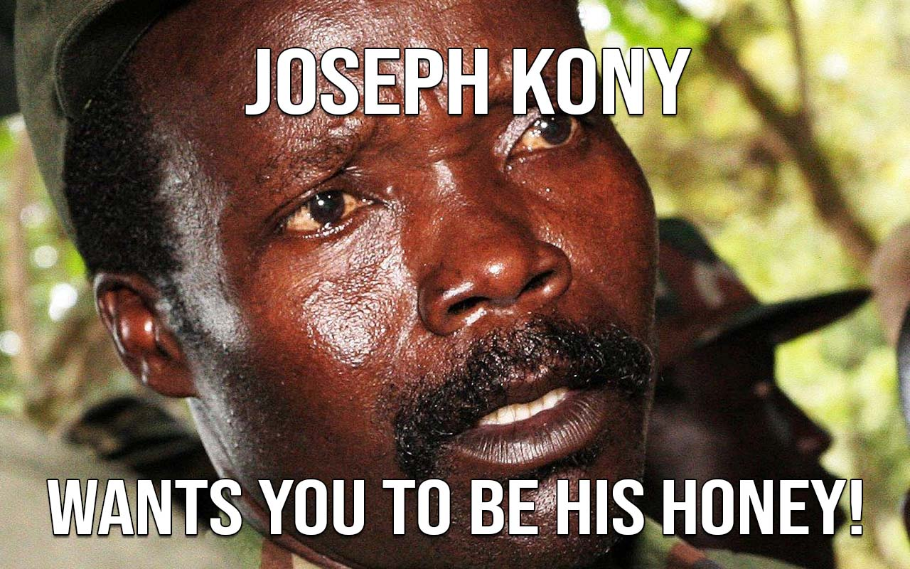 Joseph Kony, facts, life, people, weird, Valentine's Day