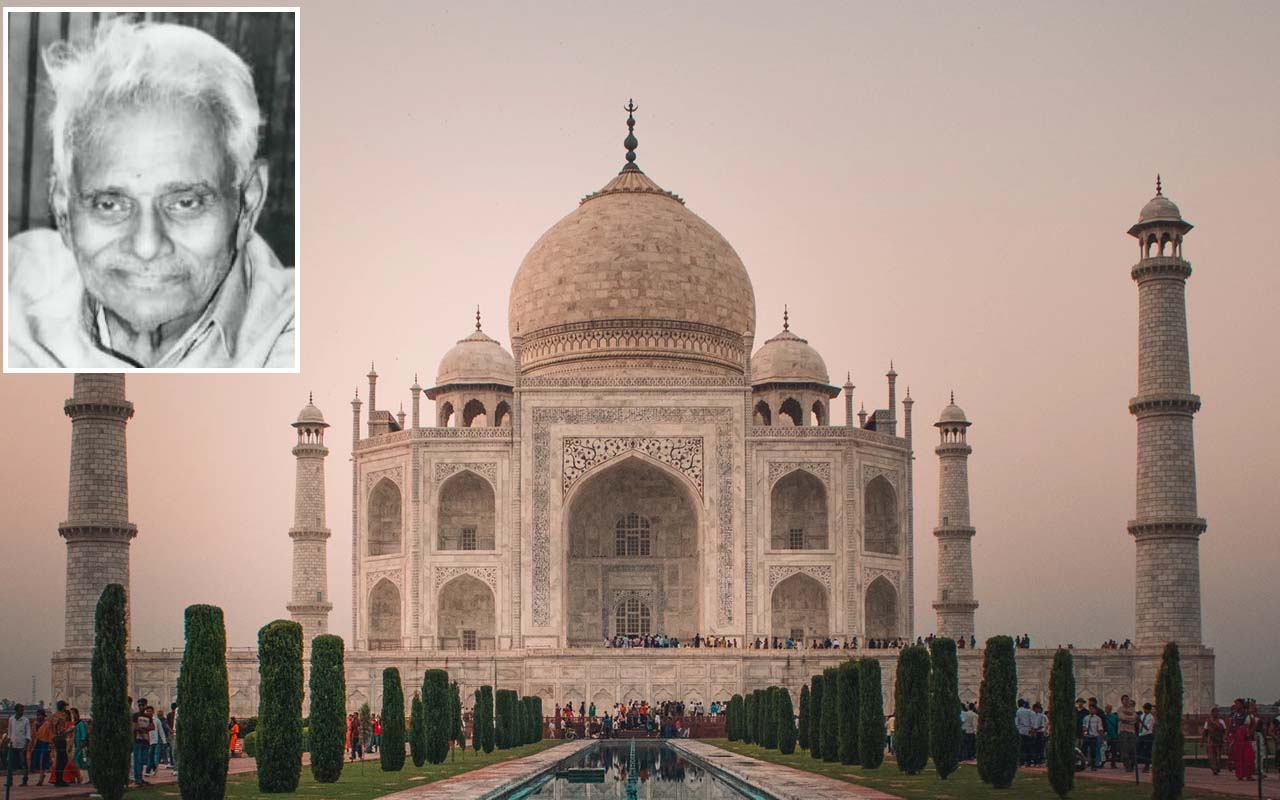 Mithilesh Kumar Srivastava, Taj Mahal, life, people, facts, India, con man