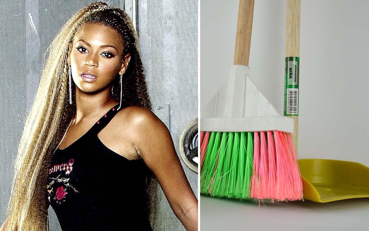 Beyoncé, Salon floor sweeper, fame, artist, people, celebrities, life, facts