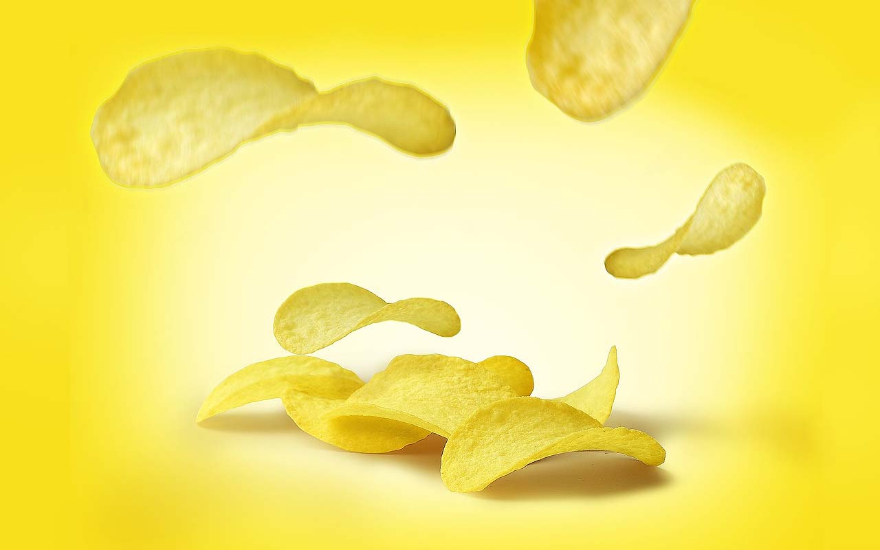 potato chips, food, snacks, life, mistake, accidental