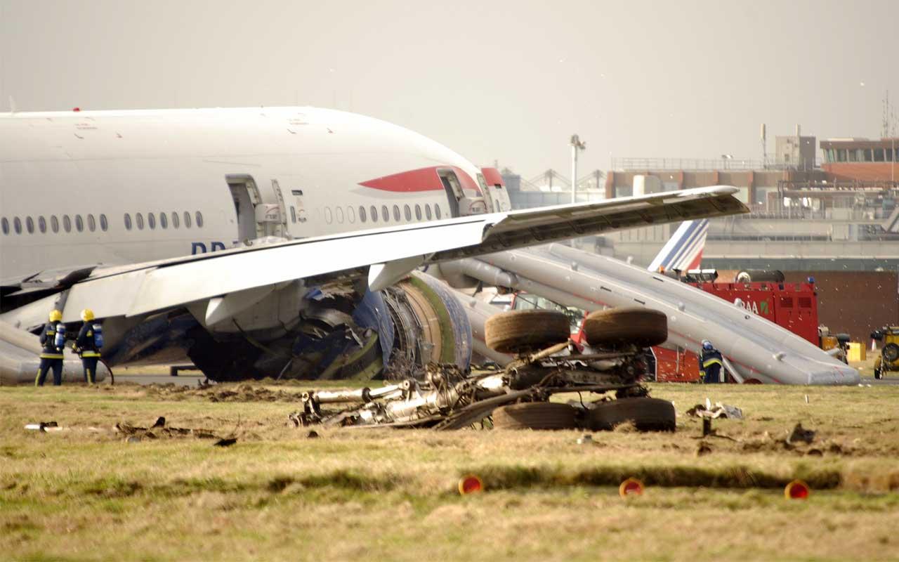 BA Flight 38, John Coward, life, pilots, facts, survival, aviation