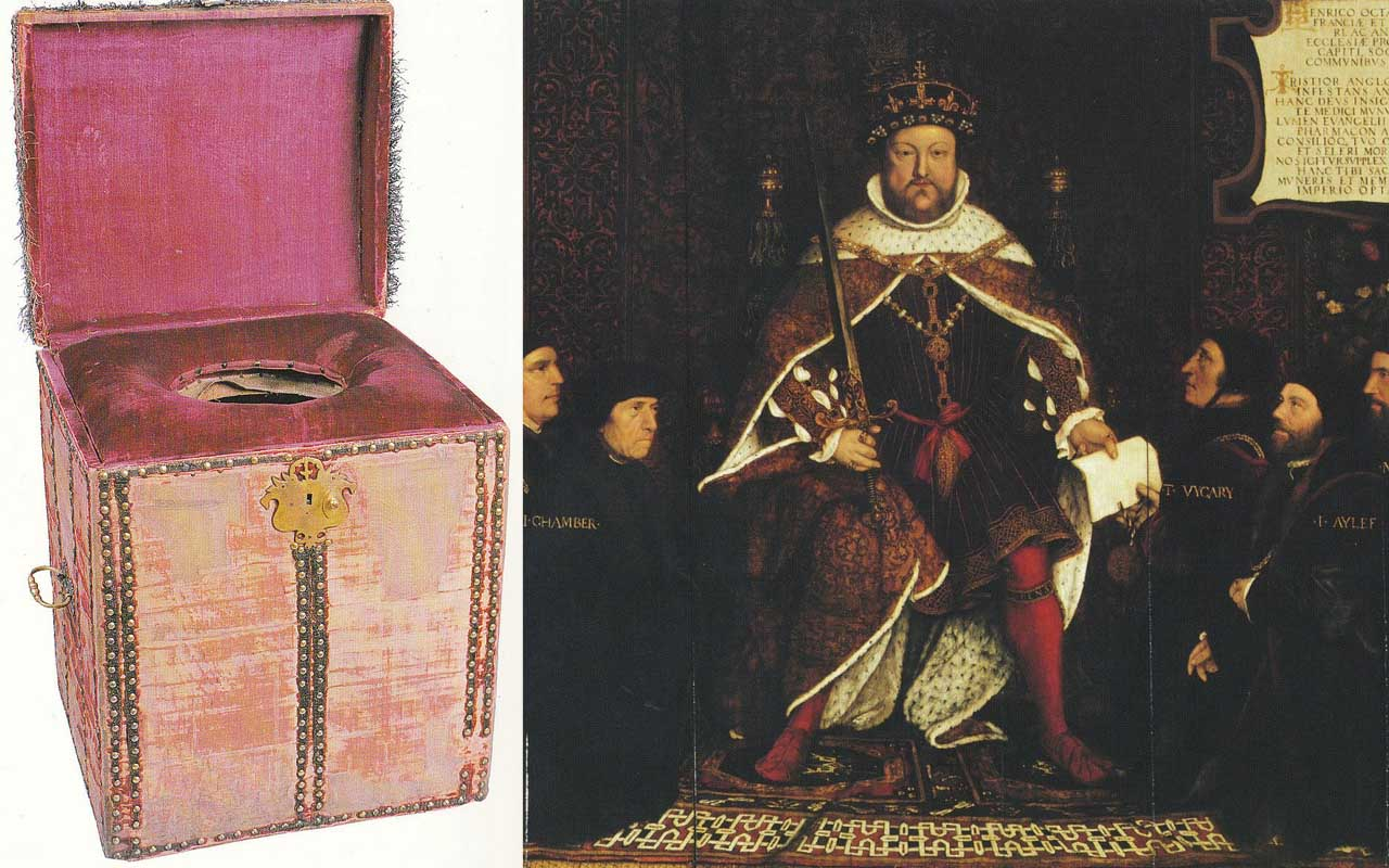 King Henry VIII, grooms of stool, life, facts, people, prominent, eye opening, historical