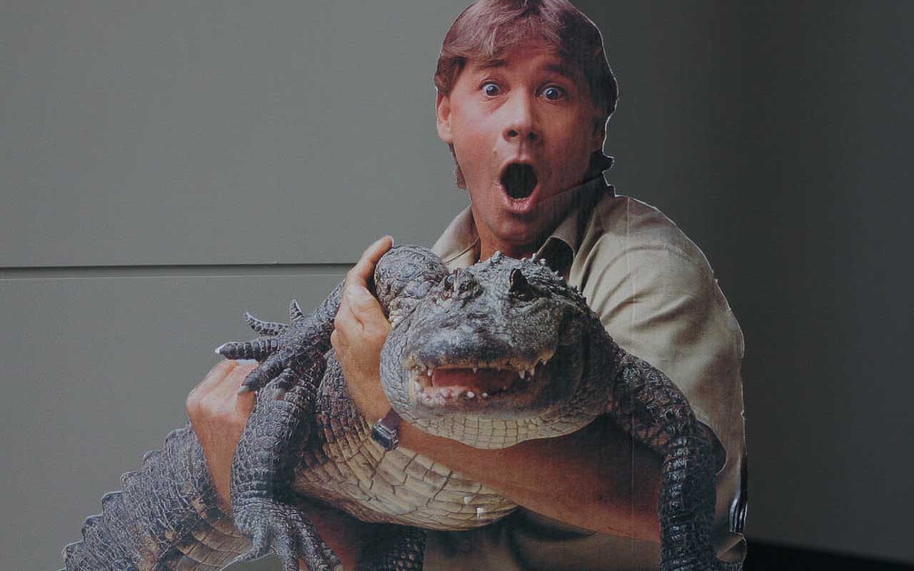 Steve Irwin, The Crocodile Hunter, facts, life, Australia, animals, love