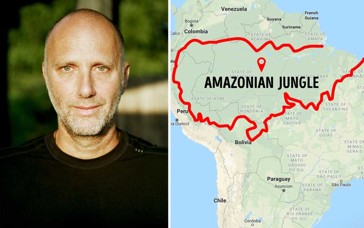 Yossi Ghinsberg, Amazon, Jungle, wild, wilderness, facts, life, survival