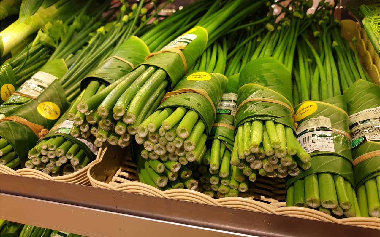 banana, leaves, facts, people, life, supermarket, Thailand
