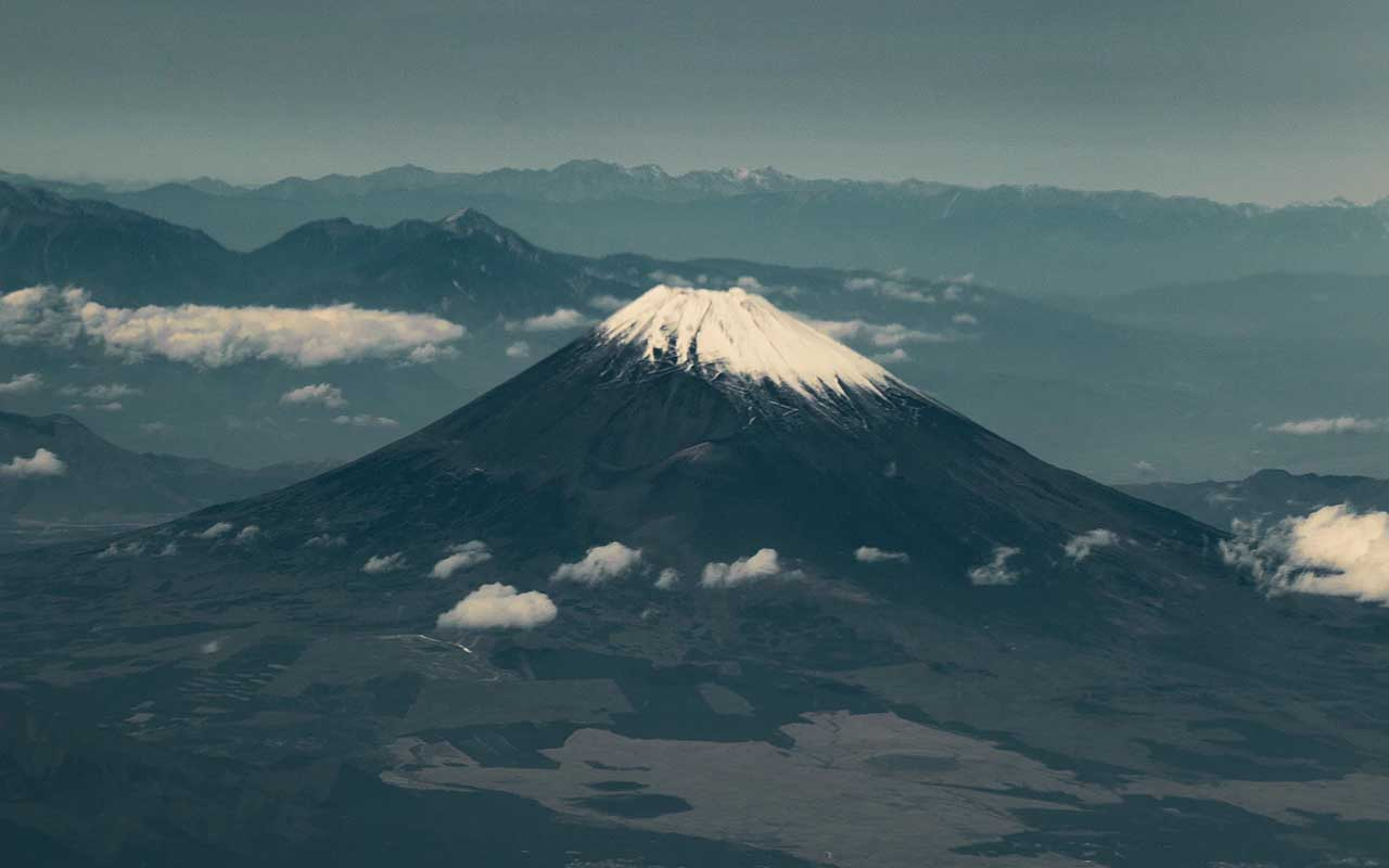 Mt. Fuji eruption, facts, science, occurrences, life, nature