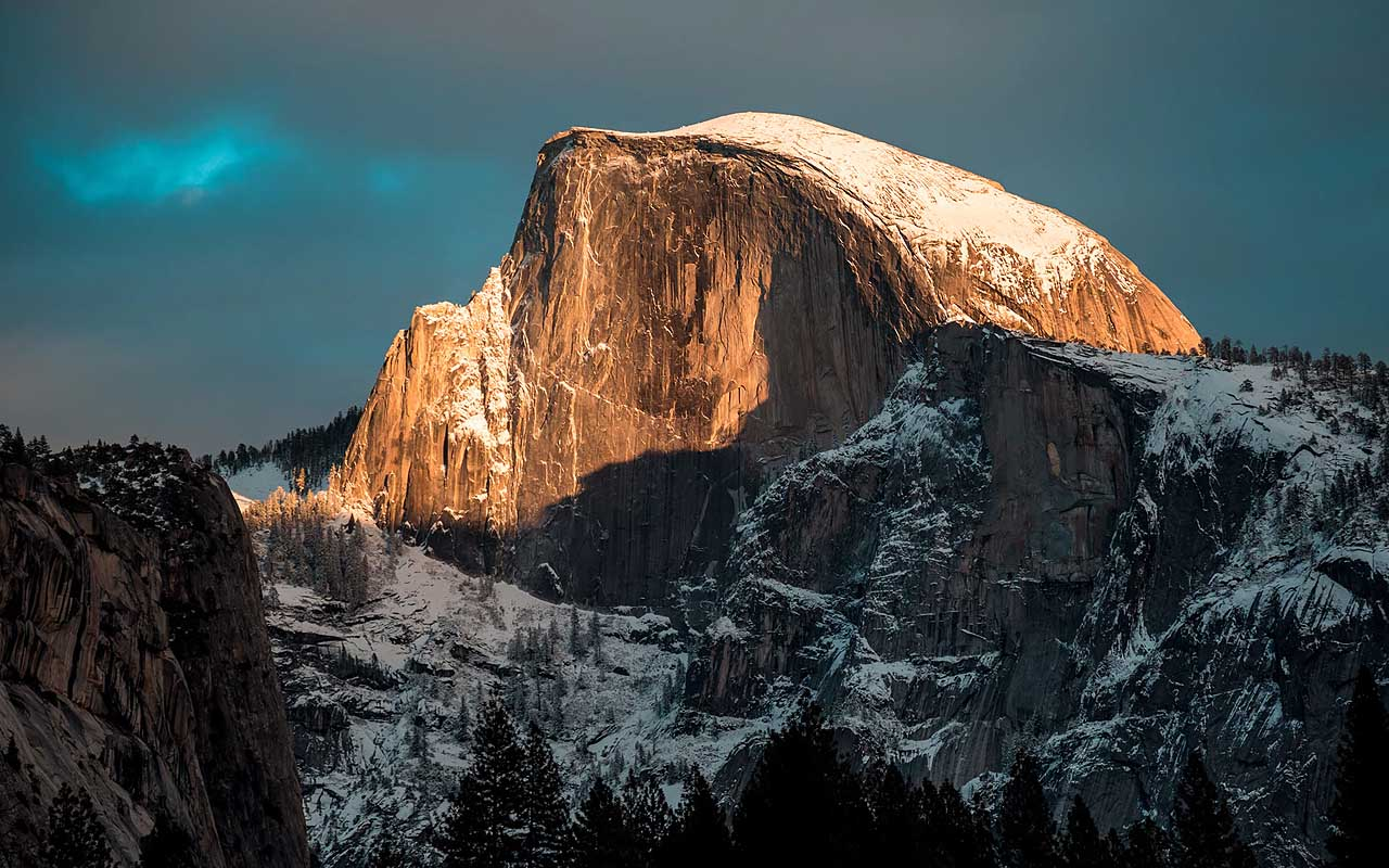 Half Dome, Yosemite National Park, destinations, life, people, facts