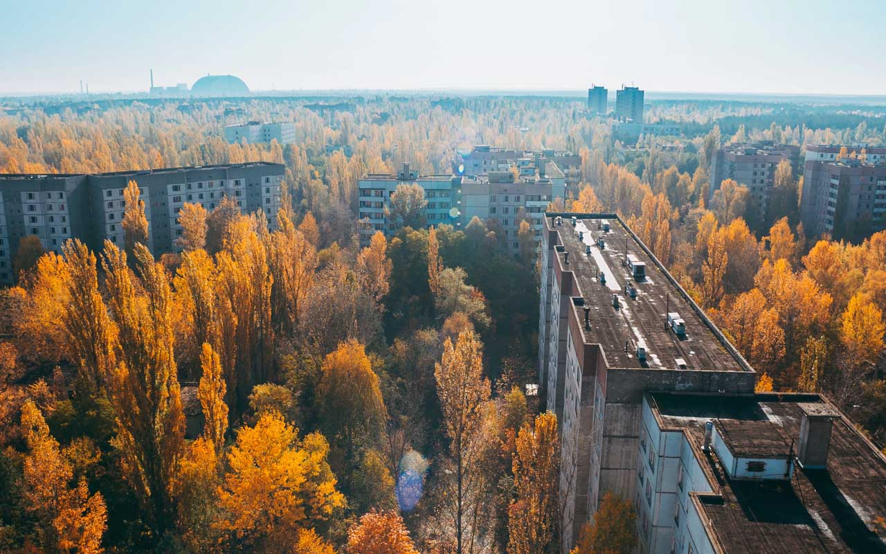 Chernobyl, Russia, destinations, facts, people, travel