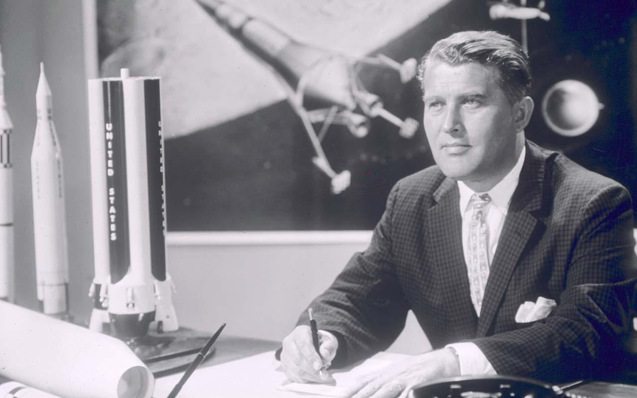 Wernher von Braun, NASA, Elon Musk, Mars, space, science, guaranteed