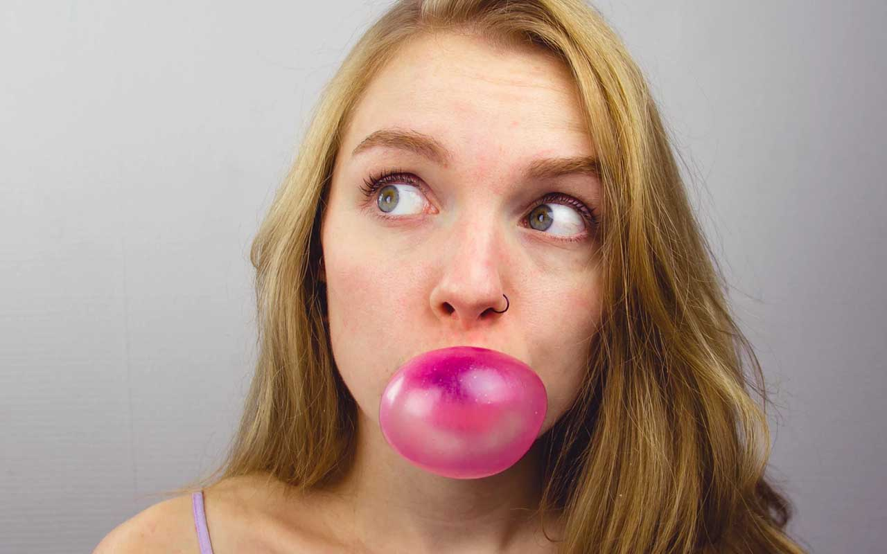 chewing gum, food, facts, life, people, weird, health