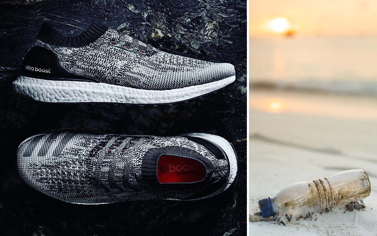 Adidas Ultra Boost, plastic, recycle, facts, people, life, humanity