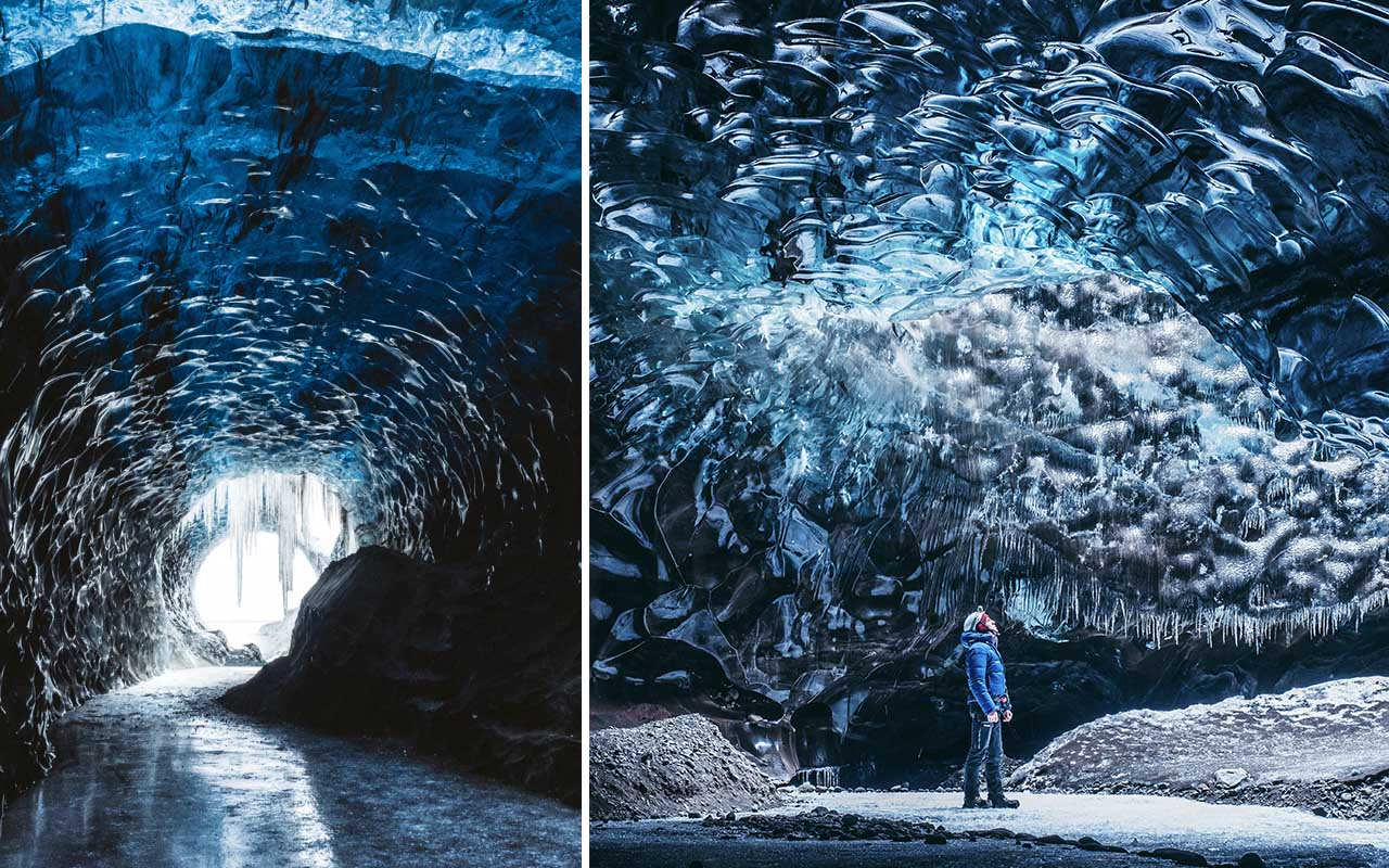 Ice caves, Norway, Iceland, facts, life, people, weird, people, incredible