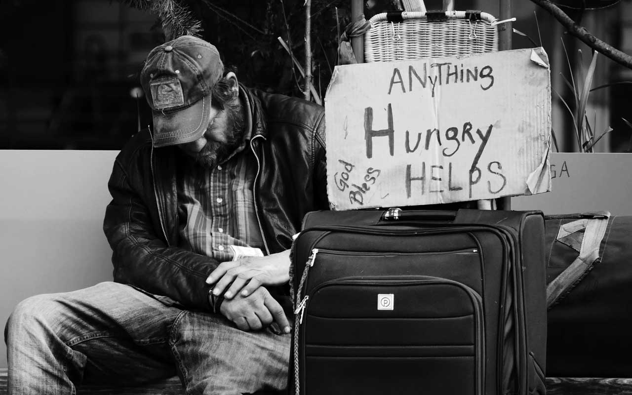 homeless, veterans, life, people, facts, scar