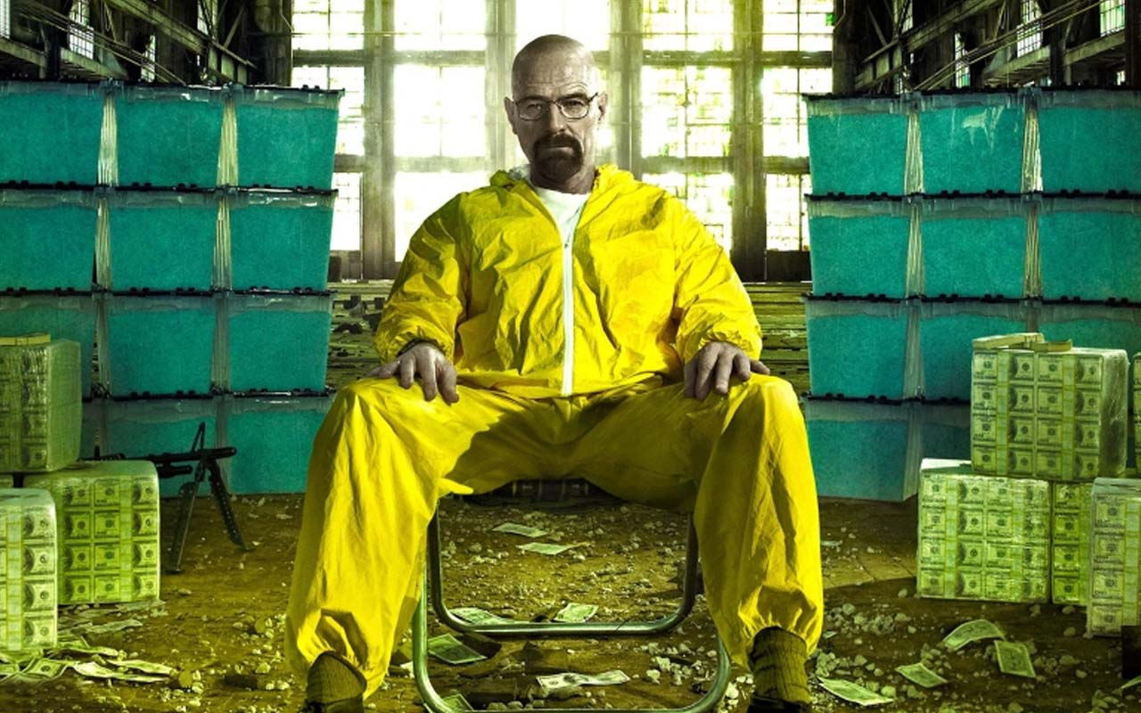 Breaking Bad, life, people, facts, storage, weird