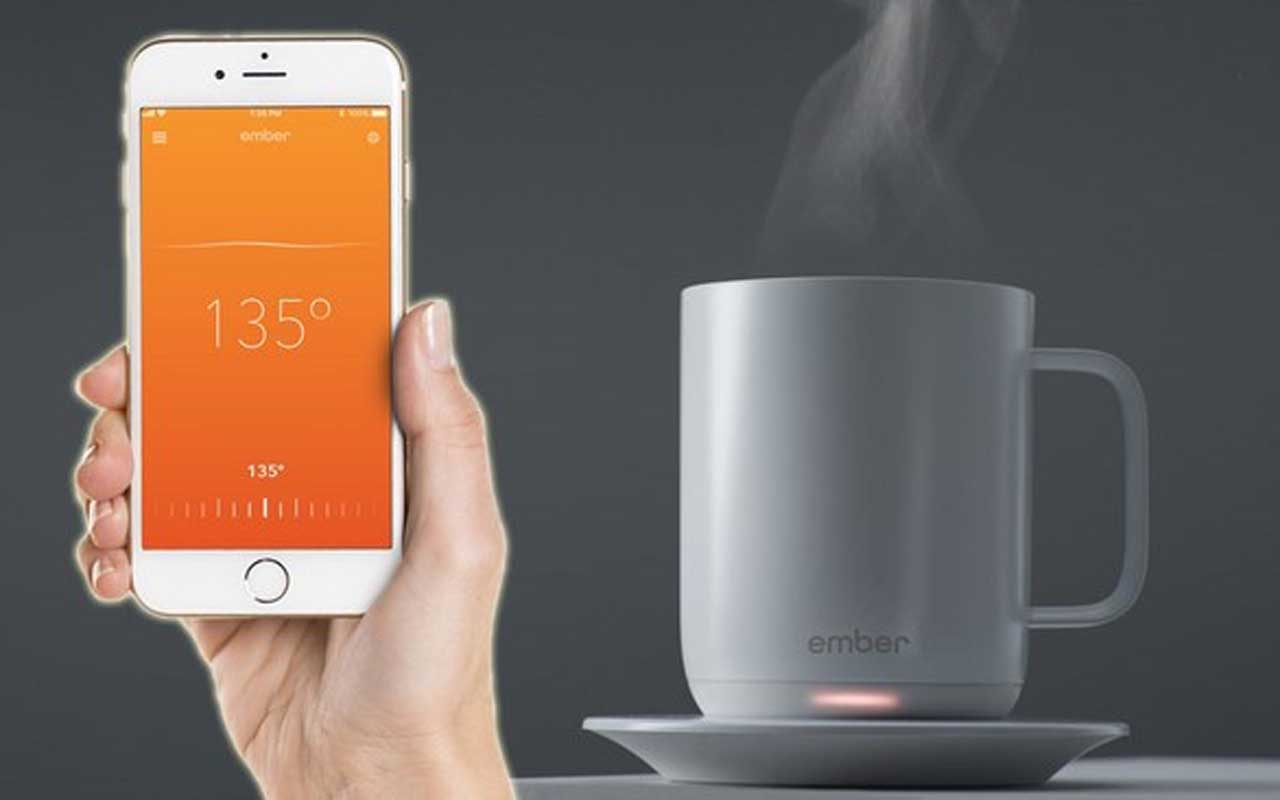 Ember cup, ceramic, life, technologies, facts, people, inventions