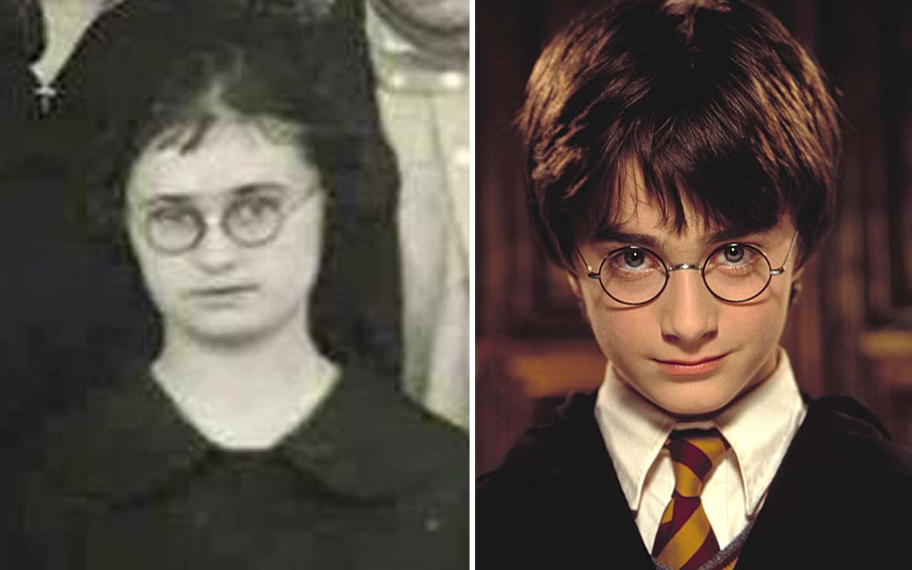 Harry Potter, movies, celebrities, facts, time travel