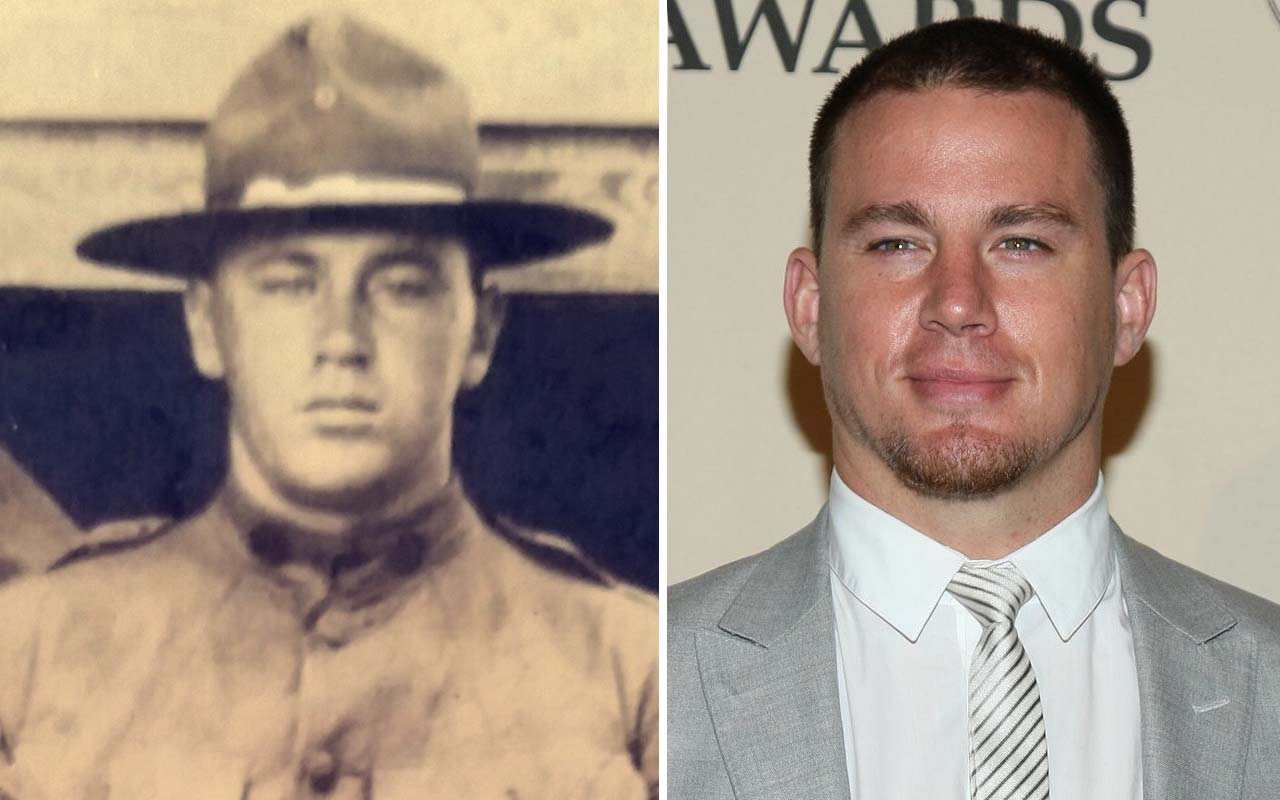 Channing Tatum, life, celebrities, facts, time travel