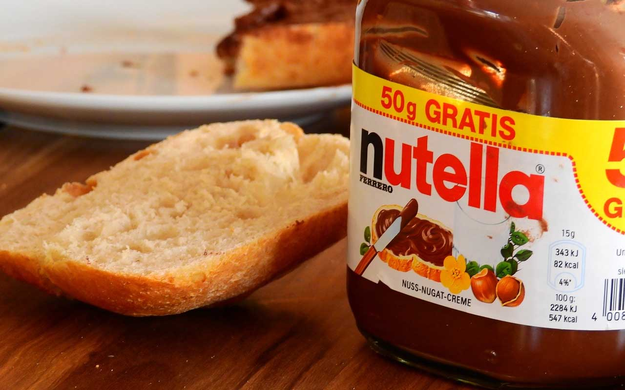 Nutella, foods, chocolate, life, facts, absolutely amazing
