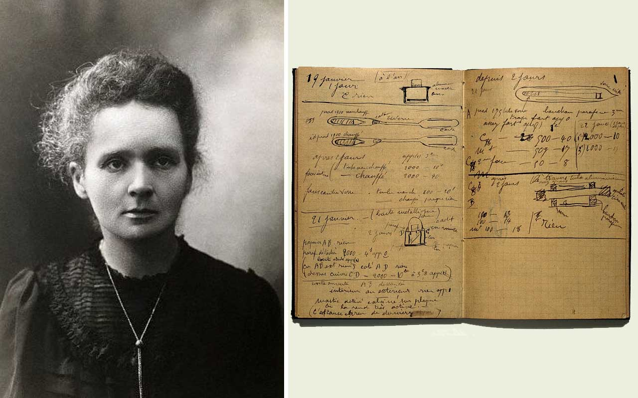 Marie Curie, books, radioactive, facts, science, Nobel prize, facts, history