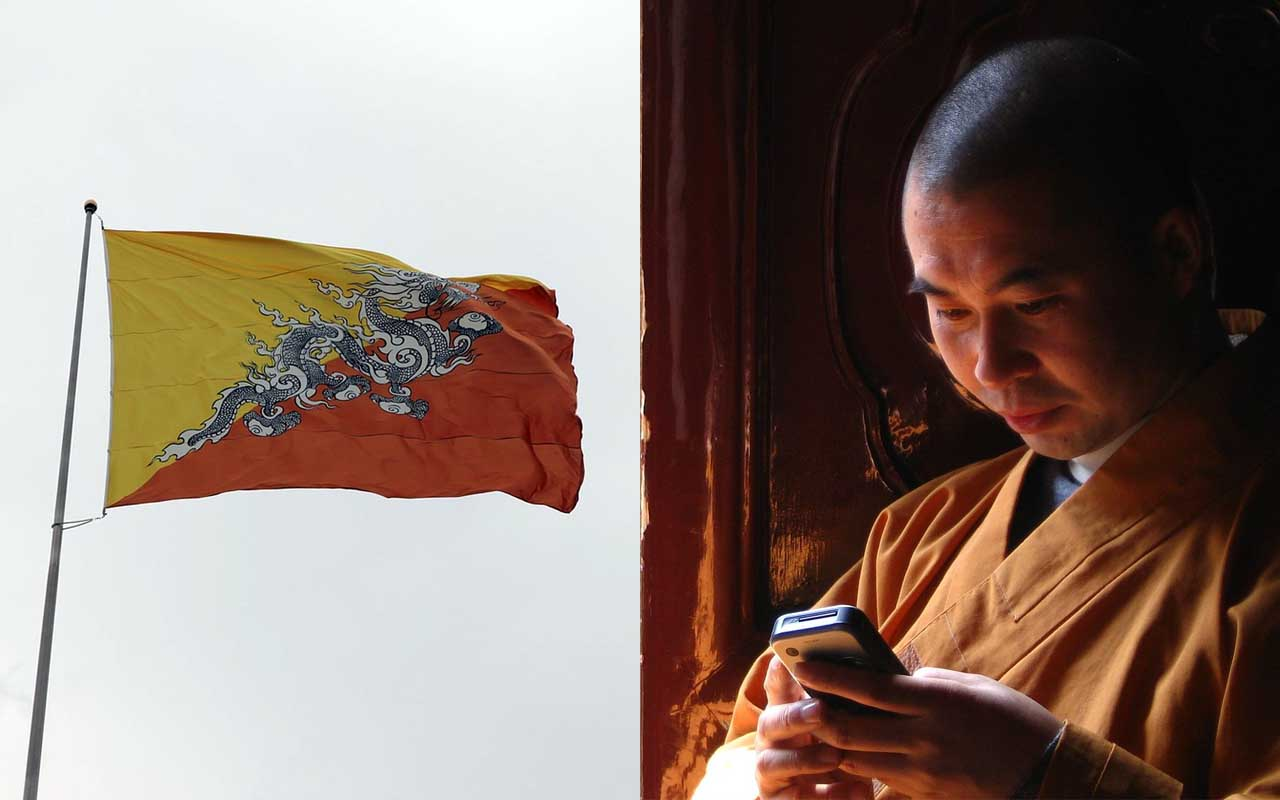 Bhutan, life, people, homelessness, nature, eco-friendly, facts