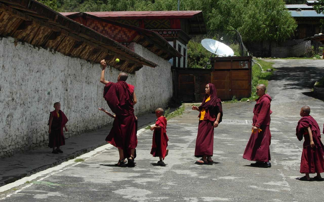 healthcare, people, Bhutan, facts, life, country