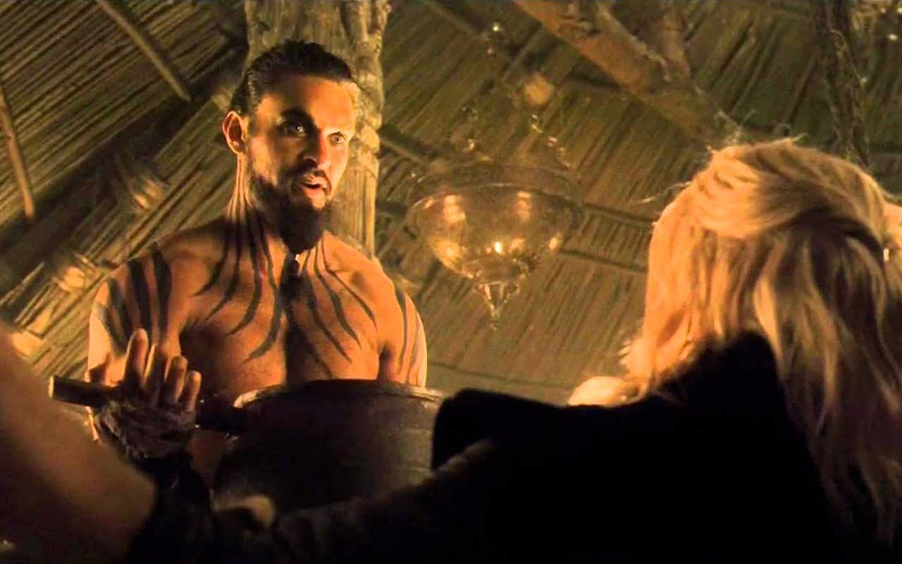 Daenerys, Khal Drogo, Dothraki, Game of Thrones, facts, entertainment