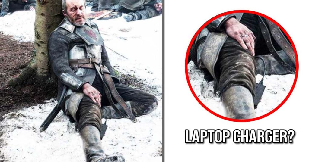 Game of Thrones, HBO, bloopers, facts, entertainment