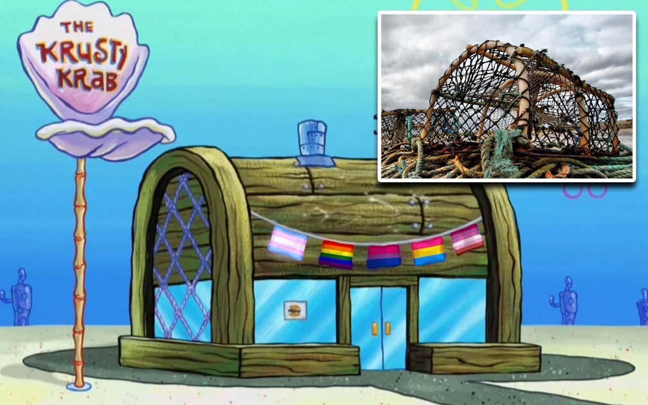 The Krusty Krab, Nickelodeon, facts, curious, life, Spongebob Squarepants