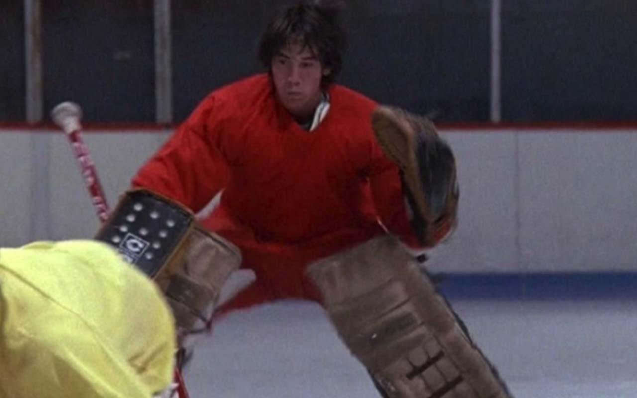Keanu Reeves, facts, celebrities, life, Hollywood, fun, Hockey, Ice, Canada