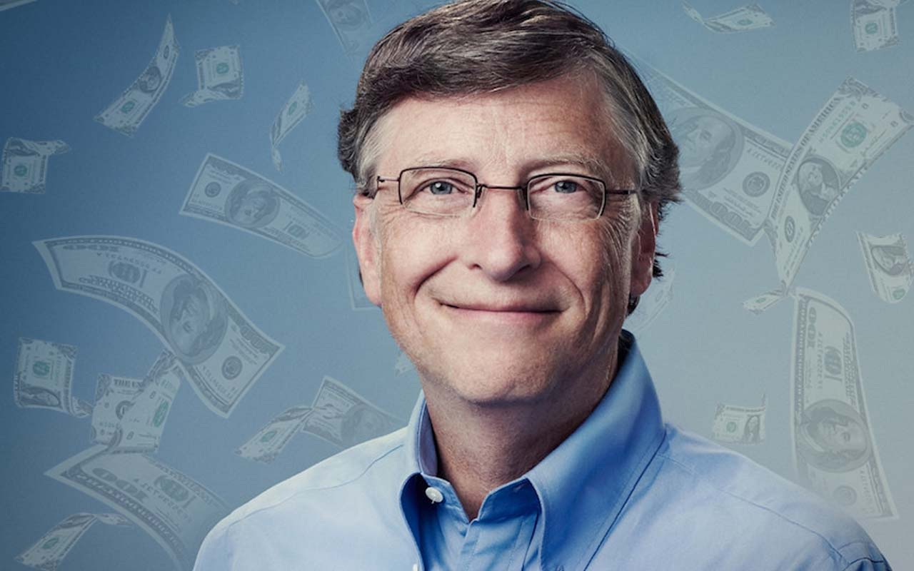 Bill Gates, facts, life, people, weird, perspective