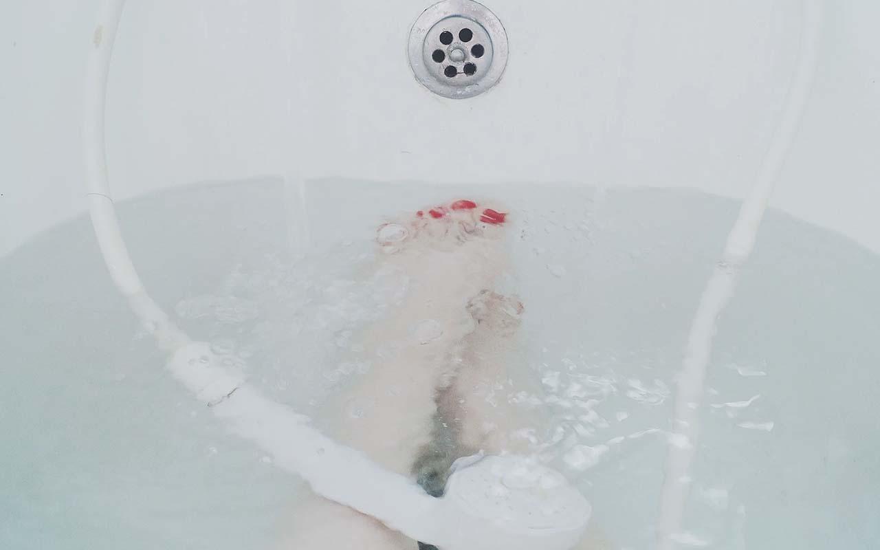 hot bath, life, people, science, entertainment, surprising, technology