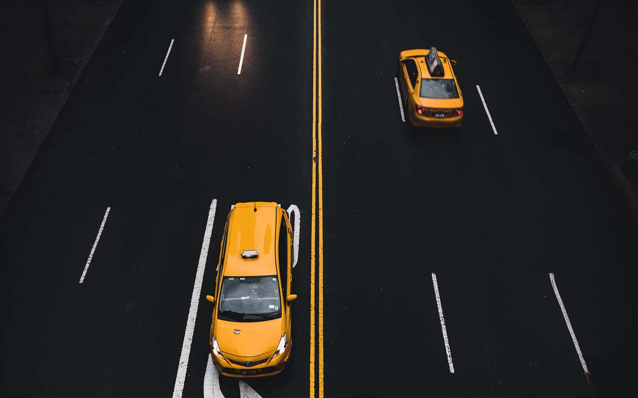 taxis, yellow, color, facts, life, road, safety, people, travel