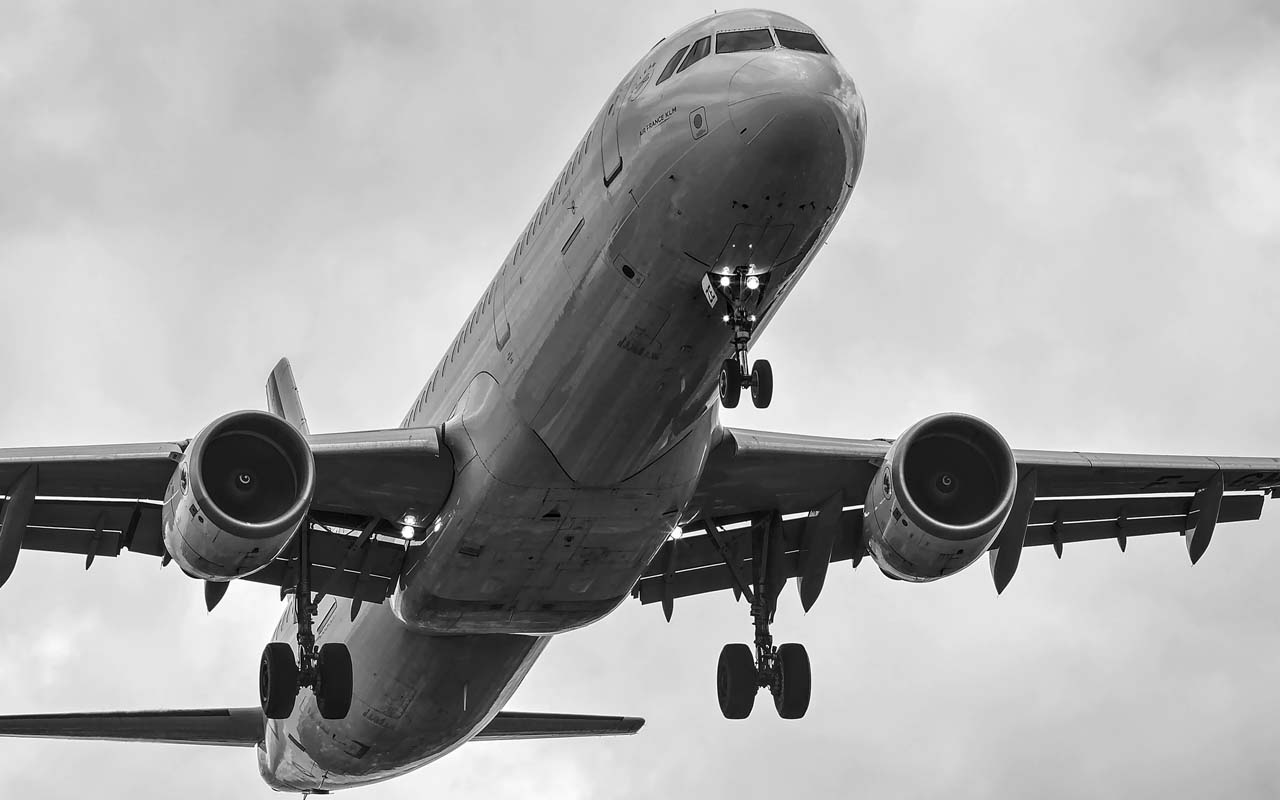 airplane, white, de facto, facts, science, solar radiation