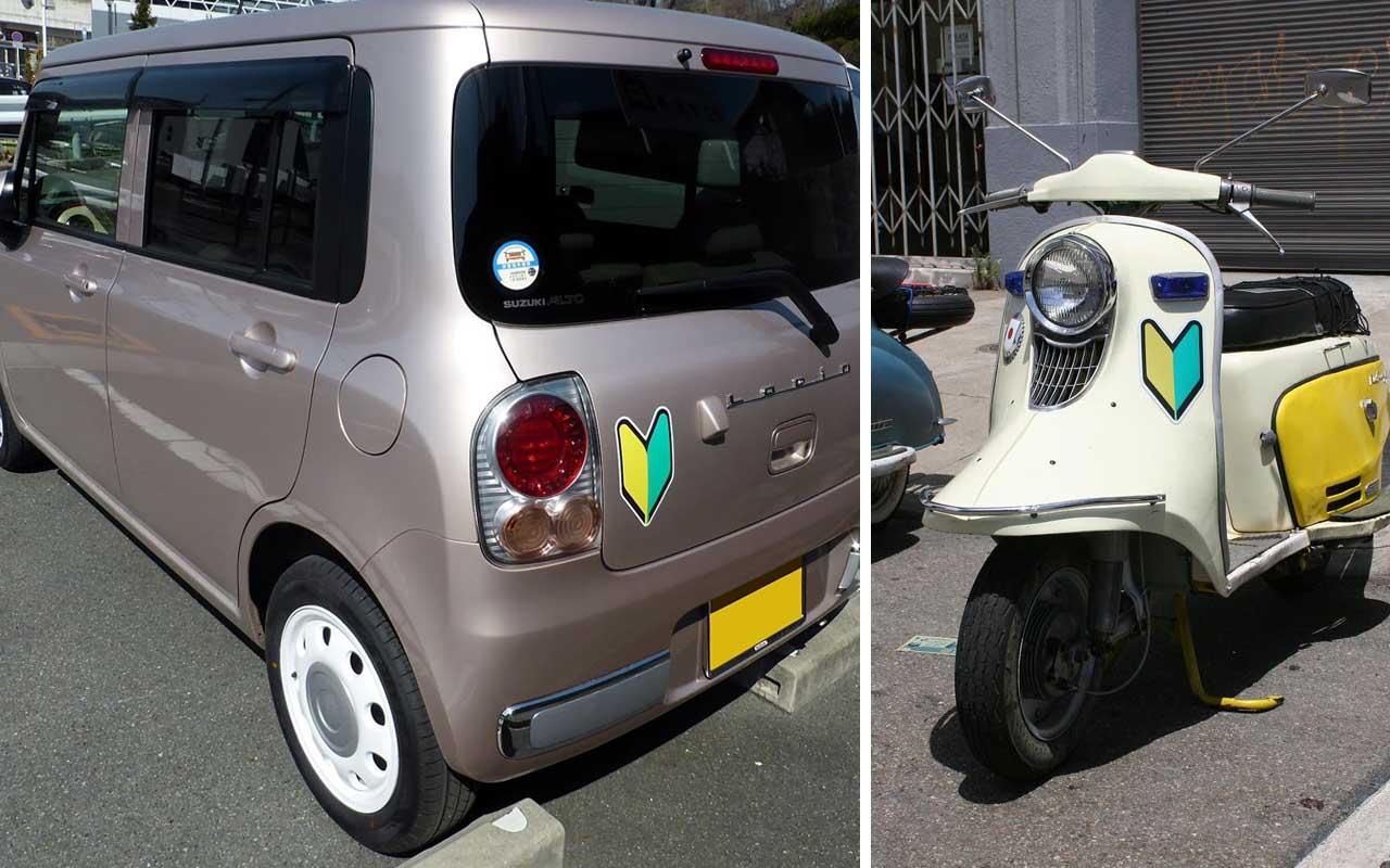Shoshinsha Mark, Fukushi mark, Japan, facts, driving, people, life, culture