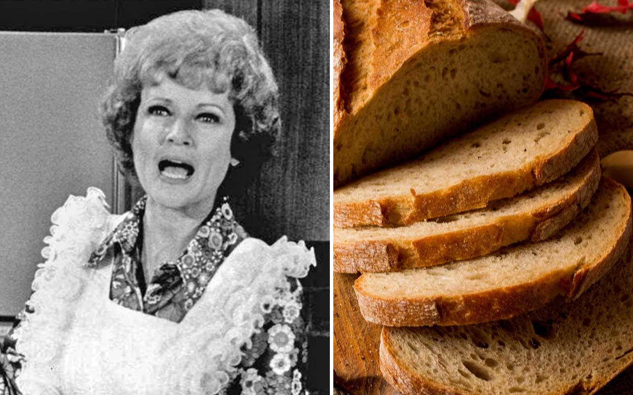 Betty White, wheat, bread, facts, people, celebrity, world, universe