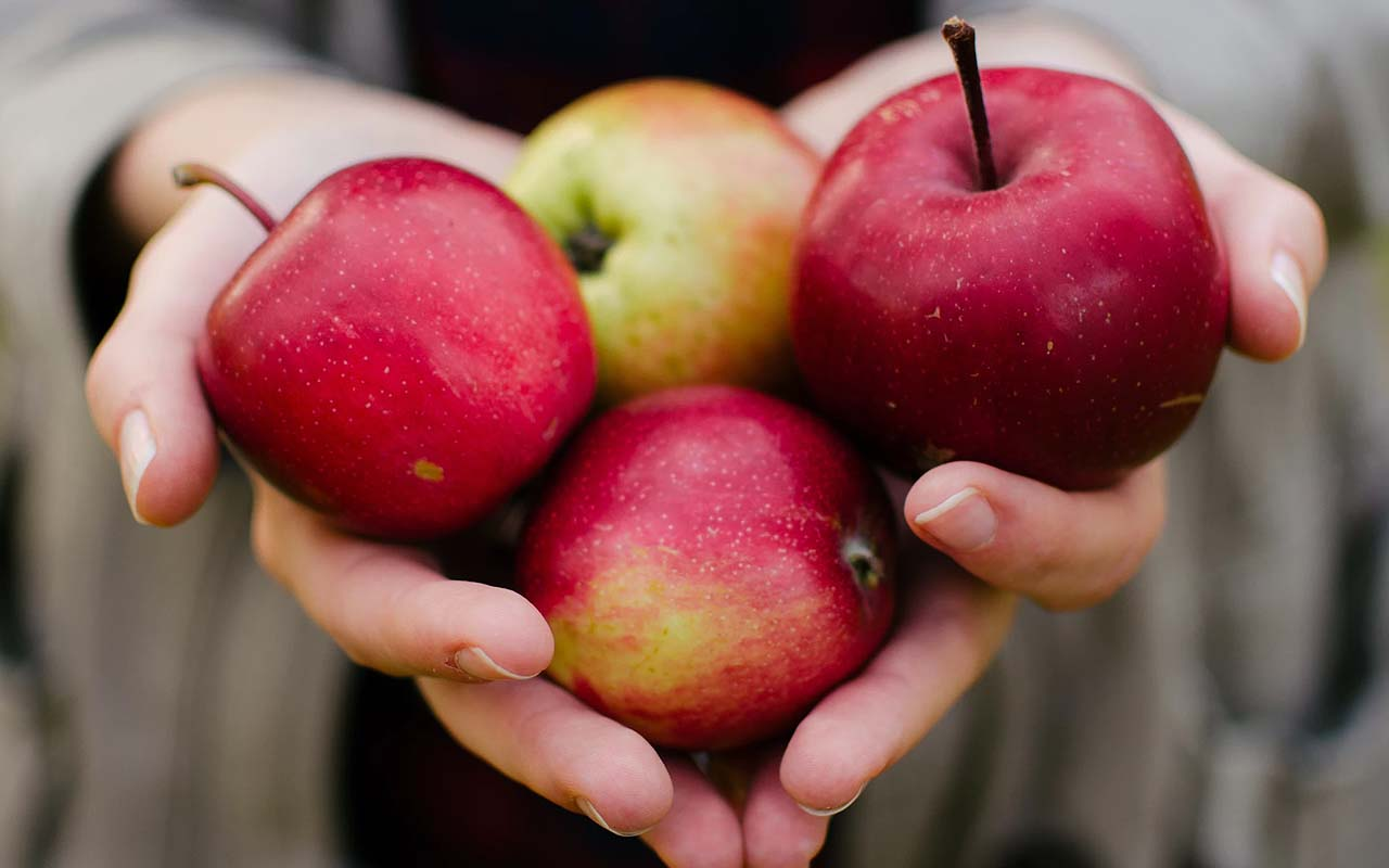 myths, debunked, science, apples, fruits, facts