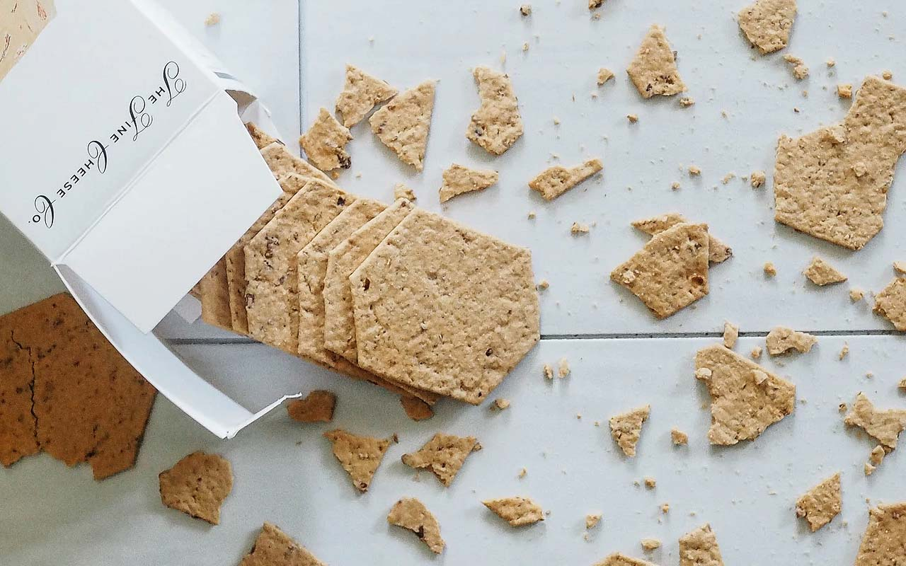 crackers, food, facts, life, debunked, myths, science, five second rule