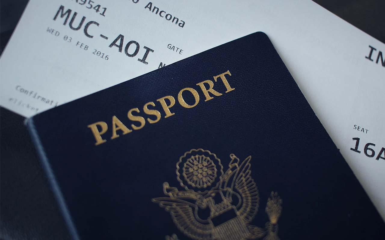 passport, travel, airplane, tickets, facts, myths, booking, boarding pass