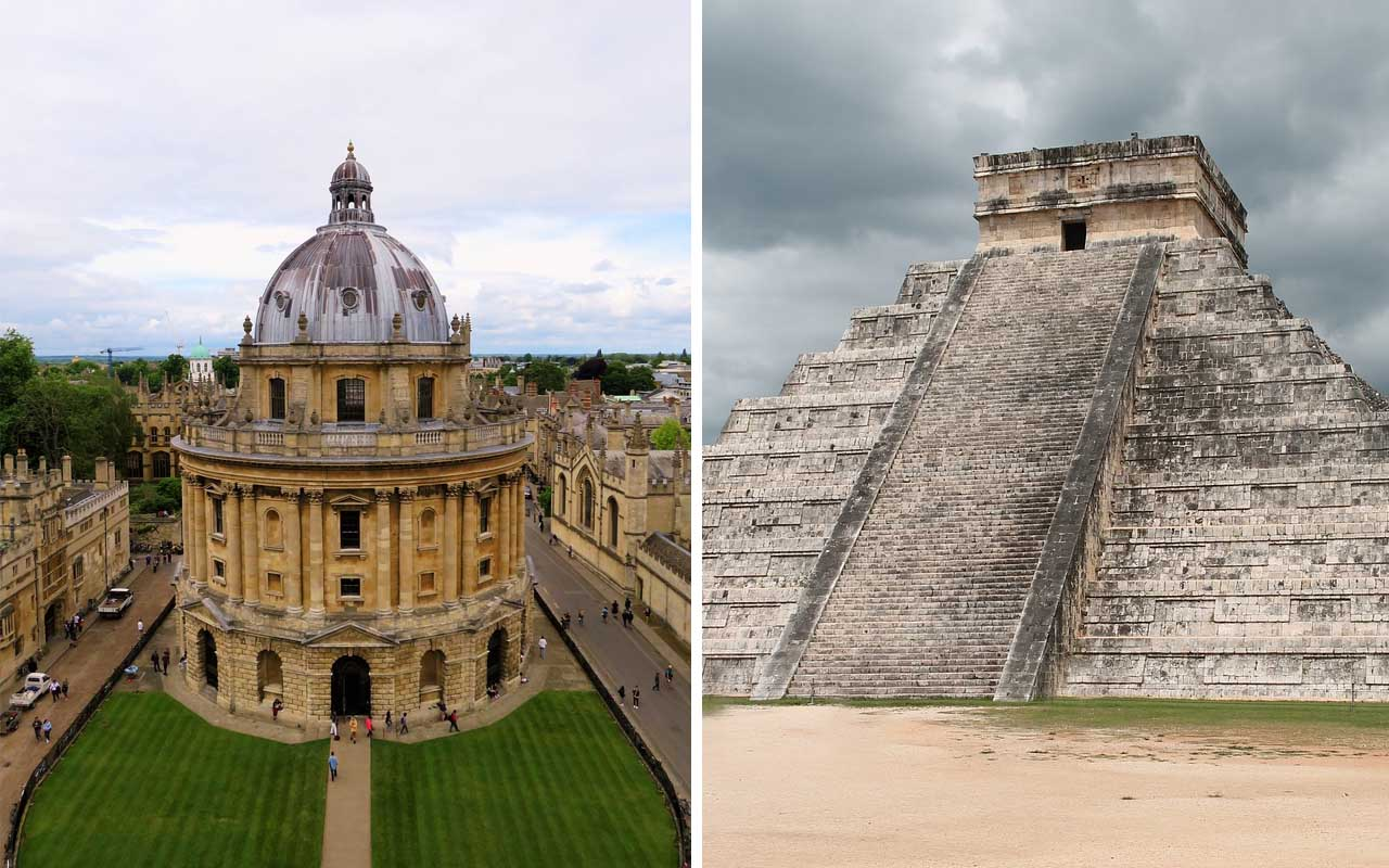 Aztec empire, Oxford university, England, facts, life, people, history