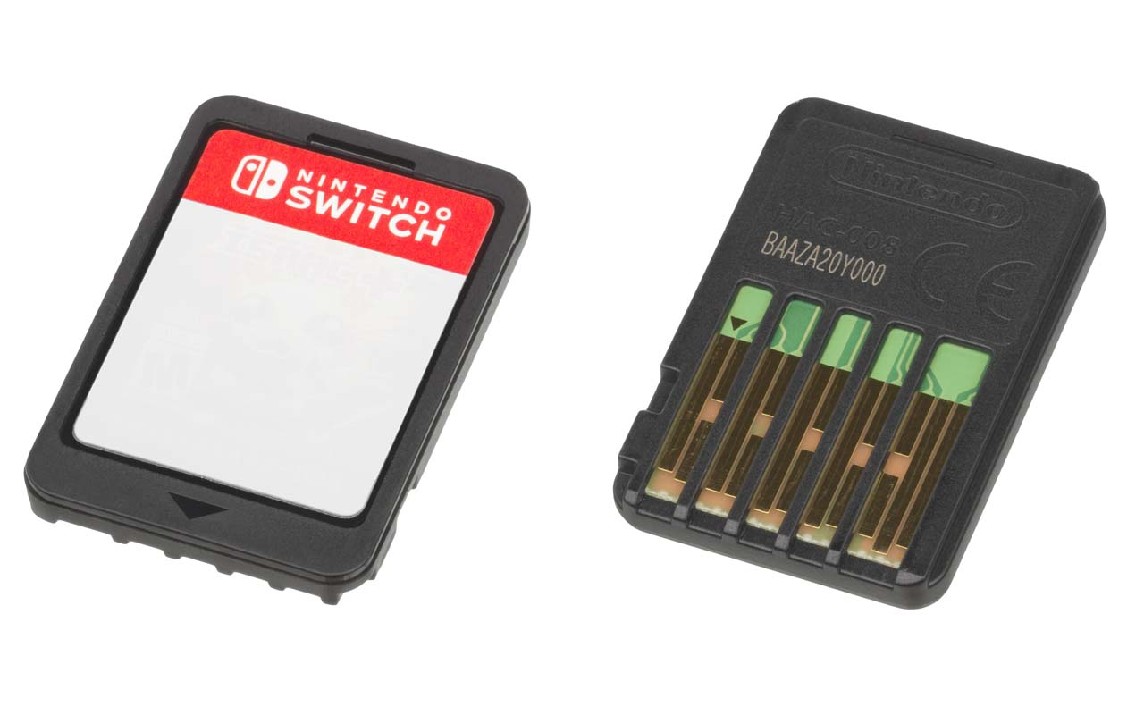 Nintendo, Switch, cartridge, facts, gaming, science