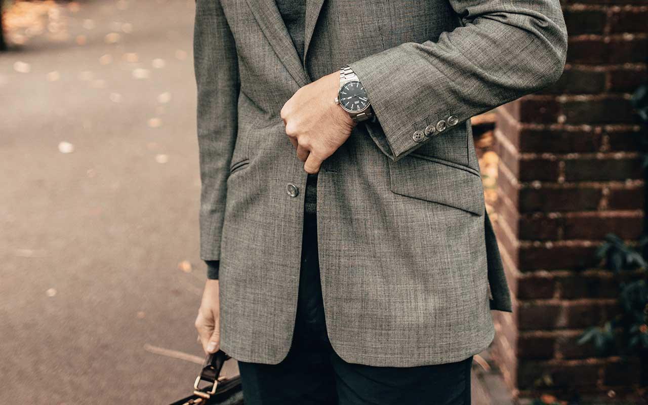 buttons, suit, men, women, fashion, history, life, people
